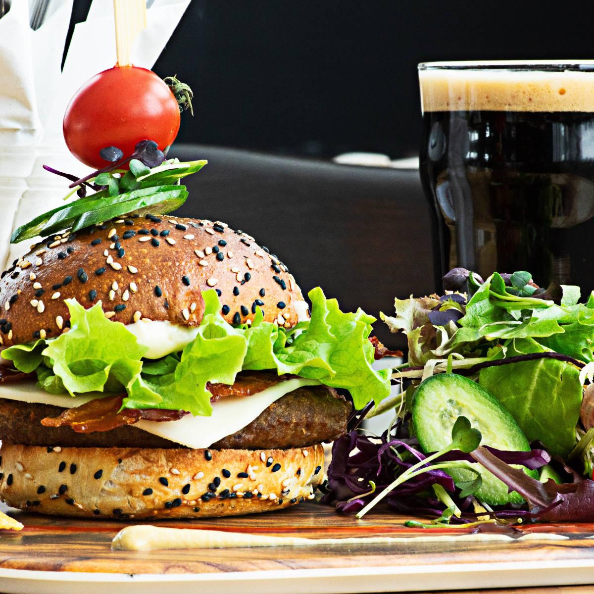 Burger FAB 4
